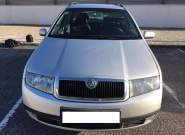 Skoda Fabia Break Elegance
