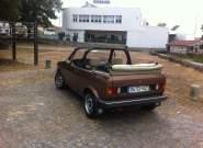 VW Golf Cabriolet MK1