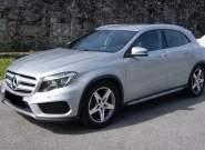 Mercedes-Benz GLA 200 cdi AMG ano 2015, garantia da marca