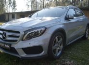 Mercedes-Benz GLA 200 cdi AMG ano 2015, 20mkms